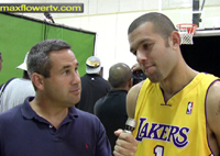 Jordan Farmar, Lakers