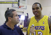 Shannon Brown, Lakers