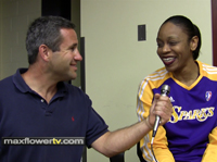 Tina Thompson, LA Sparks